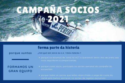 campaña socios 2021