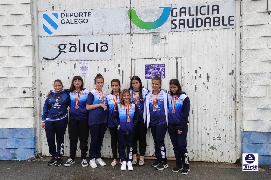 equipo infantil feminino