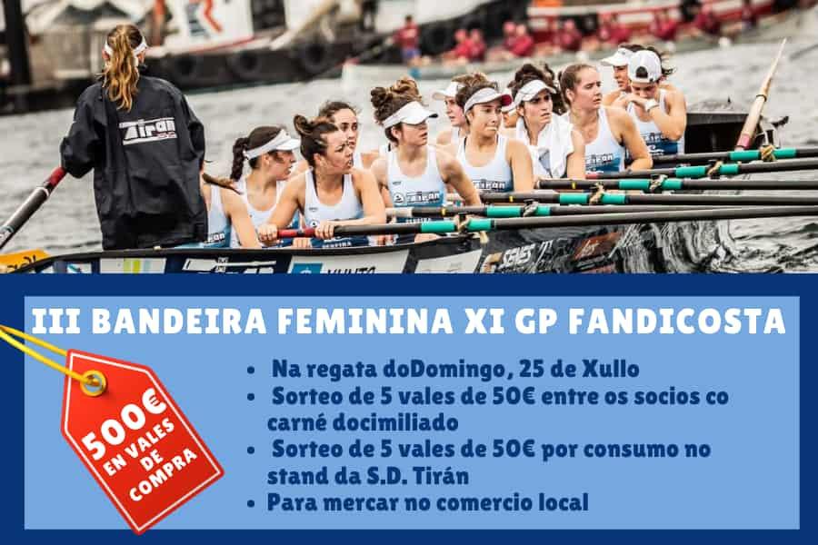 III Bandera Femenina XI GP FANDICOSTA